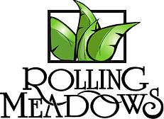 Rolling Meadows Landscape Logo